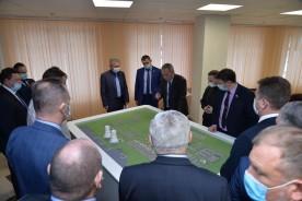 Депутаты обсудили вопрос сооружения нового производственного объекта на Ростовской АЭС